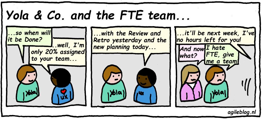 FTE Illusion